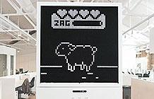 新加坡BBH公司内部项目 电子羊点点