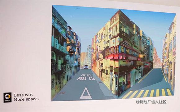 多芬品牌创意广告_香港Smart汽车小创意 小车大空间 - 品牌营销案例 - 网络广告人社区