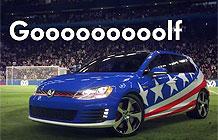 大众汽车世界杯营销活动 进球庆祝