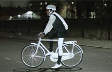 沃尔沃汽车安全喷雾 给予骑行安全保障