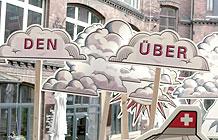 瑞士航空招聘广告 为什么不在云端工作呢