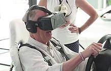 英菲迪尼汽车圆石滩车展VR项目