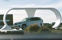 沃尔沃汽车创新营销 高速公路偷电