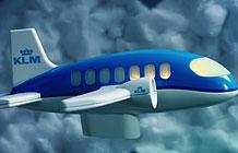 KLM航空创意营销 给飞人孩子的一个倒计时