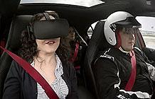 西班牙奔驰汽车VR体验营销 马德里街头飙车