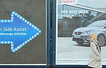 大众汽车让消费者关注竞争对手广告