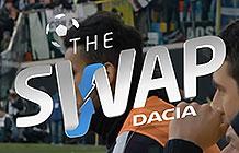 意大利汽车品牌Dacia营销活动 让球迷进球场