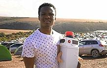 澳洲Studentflights机票打折网站创意活动 机器宝宝