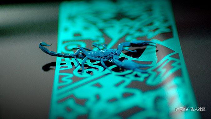 荷蘭汽車品牌Abarth宣傳活動 蝎子皮