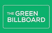 法国廉价航空创意活动 绿色广告牌