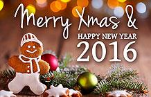 2016国外品牌圣诞节广告活动