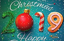 2019圣诞节广告合集