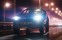 英国汽车品牌Dacia疫情创意 小东西大作为