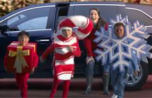 本田汽车圣诞节广告 最好的时刻