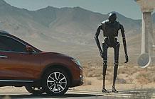 尼桑汽车广告 星球大战试驾