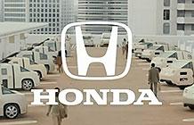 本田汽车混合动力车宣传广告