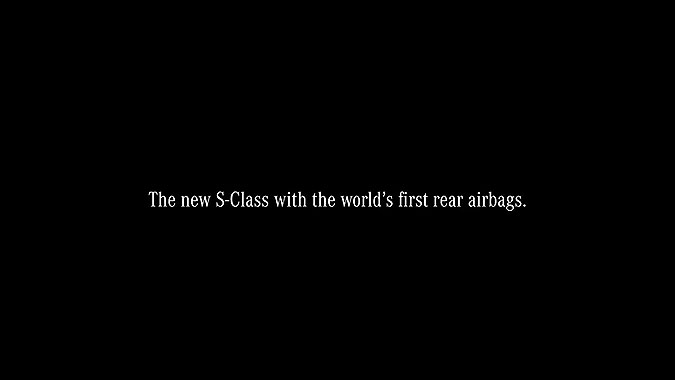德国奔驰汽车创意广告 金鱼篇
