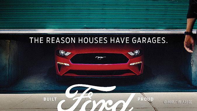 美国福特汽车广告 Built Ford Proud