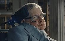 史蒂芬霍金代言瑞典公益广告 久坐成疾