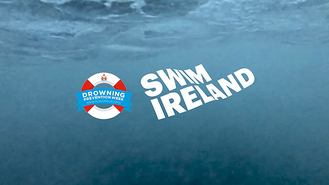 爱尔兰游泳协会广播广告 溺水的孩子