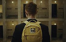 丹麦Teamwork Family公益广告 熊猫书包