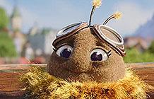 奥地利银行Erste Group2019圣诞节广告 蜜蜂汉娜