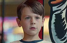 麦当劳好时光广告之 四处碰壁的小男孩
