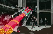 佳得乐墨西哥广告 动画与实景