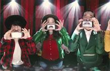 日本可口可乐圣诞节活动 360度圣诞之歌