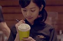 台湾麦当劳广告 咖啡杯变告白神器 等待篇