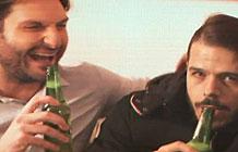 喜力啤酒病毒视频 捉弄一个球迷也是醉了