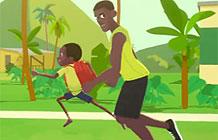 佳得乐里约奥运会宣传广告 博尔特的成长故事