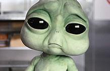 必胜客新广告 来地球的外星人
