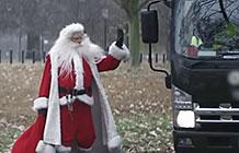 英国Kitkat圣诞节创意 圣诞节休息一下吧