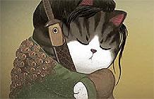 """谷粒多燕麦牛奶找了""""吾皇万睡""""拍了一系列动画广告"""