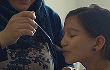加拿大惠而浦宣传广告 Sama分享食物
