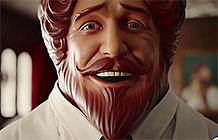 汉堡王又来恶搞KFC,不,是KFG...