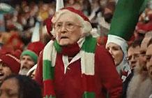 英国Guinness啤酒六国锦标赛赞助广告 酷酷的妈妈