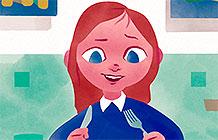 英国亨氏食品公益动画广告 隆隆声怪物