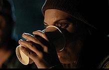 法国麦当劳的惊悚广告,死前先来口麦咖啡...