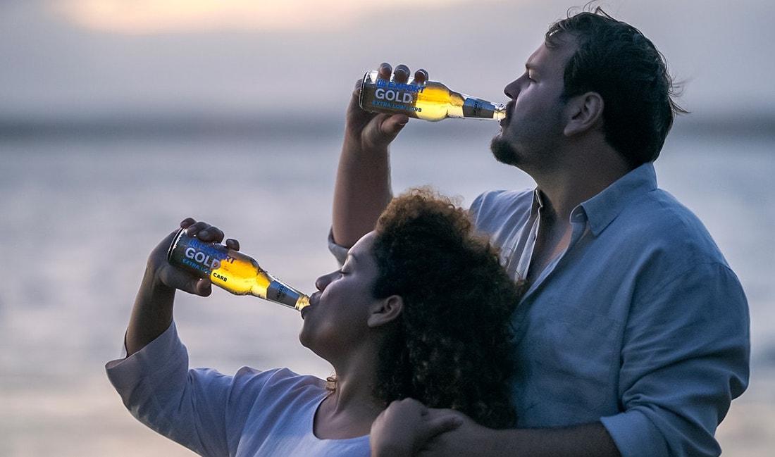 新西兰低卡啤酒广告 我不需要你帮忙