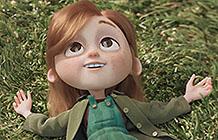 荷兰素食香肠品牌Unox动画广告 热爱自然的女儿