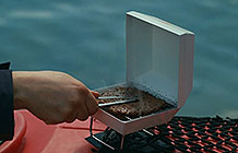 土耳其汉堡王恶搞活动  随时随地烤肉