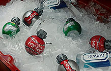 可口可乐推星球大战球形可乐罐