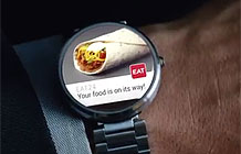 Moto360智能手表逗逼广告 卷饼篇