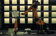 Robotic让用户控制机械手臂打造家具