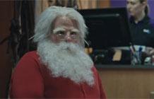 【字幕】联邦快递圣诞节广告 参观圣诞老人工作间