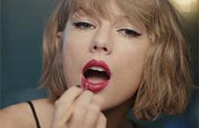 Taylor Swift 代言的Apple Music第二波广告