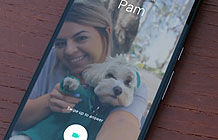 Google Duo宣传广告 一种全新的电话方式