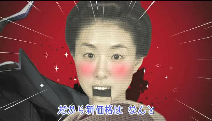 日本索尼PS4洗脑广告 堪称唯美版优信二手车广告